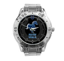 Indianapolis Colts NFL Stainless Steel Analogue Men's Watch Gift
