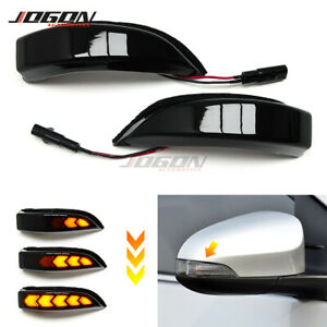 Dynamic Turn Signal Mirror Light For Toyota Camry Corolla Prius Vios CHR Yaris