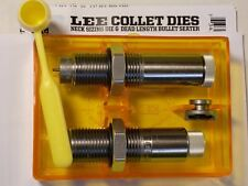 Lee .22 Hornet Collet 2 Die Set Lee 90705