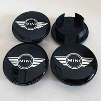 4x 54mm MINI Logo Nabendeckel Felgendeckel Nabenkappen für MINI 3131171069