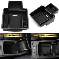 Central Storage Organizer Armrest Container Box For Audi Q5 2008-2017