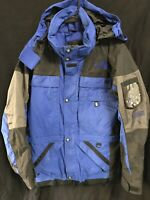 The North Face Extreme Gear Blue Boarding Jacket Coat Size Mens Medium Outdoors
