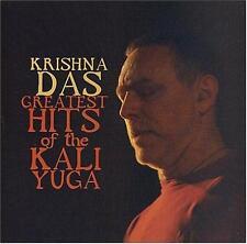 ~ BACK ARTWORK MISSING ~ CD ONLY ~ KRISHNA DAS Greatest Hits Of The Kali Yuga