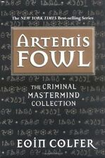 Artemis Fowl: The Criminal Mastermind Collection (Books 1-3)