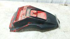 08 Kawasaki KL KLR 650 KLR650 rear back fender