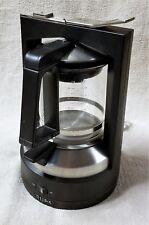KRUPS KM468 12 Cup MOKA BREW Permanent Filter Drip Coffee Maker Machine VGC