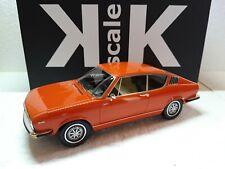 Audi 100 Coupe S • 1970 • NEU • KK-Scale • 1:18