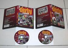 2 Dvd IL DERBY E' GRANATA Torino Calcio Volume 1 + 2 Tuttosport Toro Juventus