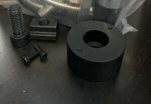 CNC Tormach 770 1100 Tool ETS Mounting Block And Hardware