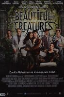 BEAUTIFUL CREATURES - A3 Poster (ca. 42 x 28 cm) - Film Plakat Clippings NEU