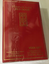 ELIZABETH ARDEN NUEVO YORK red Door Perfume Y Loción Tu Regalo De 100 Ml