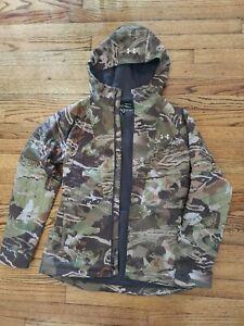 Under Armour Ridge Reaper Camo Jacket and Pants Set Women