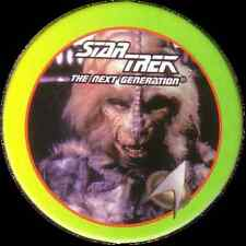 STAR TREK THE NEXT GENERATION, ANTICAN, STARTDISC POG MILK CAP, # 32