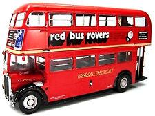 äc REGENT III RT REINO UNIDO LONDRES Bus 1947-79 Rojo Rojo 1:43 ixo-atlas