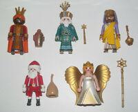 Playmobil Figurine Personnage Noël Christmas Modèle au Choix NEW