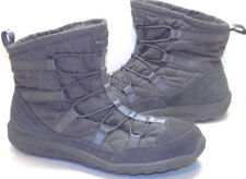 Skechers Reggae Fest Steady Quilted Bungee Ankle Boot Women's 37 US Shoe Size 7M