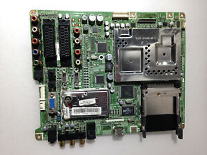 Platine main board ref BN94-01312F pour tv Samsung LE40N87BD (dalle Samsung)