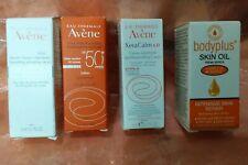 Avene skincare X 3 (New In Box) With BONUS