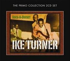 Rock-A-Bucket by Ike Turner Best of Collection (2 CD, Primo Records) Nr Mint!