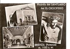 BRIENZA  -  Ricordo del SANTUARIO del SS. CROCIFISSO..........3 vedute.