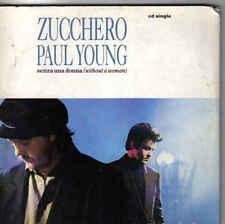 Zucchero Fornaciari&Paul Young-Senza Una Donna Cd single