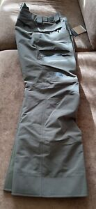 The North Face Powderflo Pant / Mens Medium Short / New Taupe Green / NWT