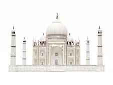 PaperLandmarks Taj Mahal Paper Model Kit