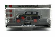 1932 Fiat 508 BALILLA 1:43 von Altaya