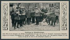 Reichspost DRP Kaiserliche Feldpost Paketpost Liebesgaben Landser Ostfront 1914