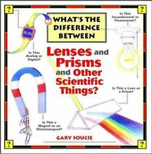 What's the Difference Between . . . Lenses and Prisms and Other-ExLibrary