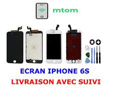 VITRE TACTILE + ECRAN LCD RETINA ASSEMBLÉ POUR IPHONE 6S NOIR ou BLANC + OUTILS
