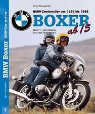 BMW BOXER - R60/6 - R75/6 - 1969-1985 - A.SCHWIETZER - TOP - BAND-NR. 1 - 0750*