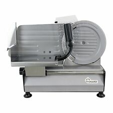 """Chard 8.6"""" Stainless Steel Electric Food Meat Slicer FS860 NEW"""