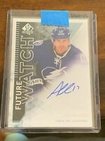 CC344 ALEX KILLORN 2013-14 SP AUTHENTIC FUTURE WATCH AUTO RC /999