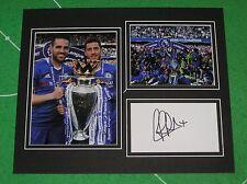 Cesc Fabregas Signed Chelsea FC 2016/17 Season Premier League Champions Mount