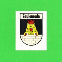 DDR Abziehbild Schiebebild Wörlitz ´84