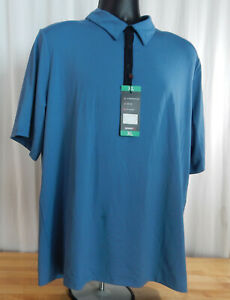 Men's Gerry Short Sleeved Quick Dry Polo Shirt w/30UPF UV Protection-Variety