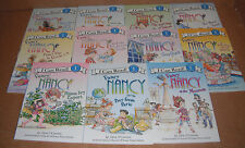 Lot of 11 Fancy Nancy I Can Read Books by Jane O'Connor NEW
