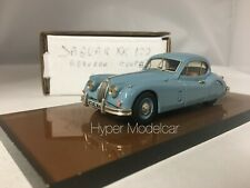 AMR 1/43 JAGUAR XK 120 COUPé 1950 LIGHT BLUE