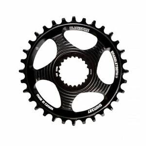 Chainring Snaggletooth Direct Mount Shimano 12v 36T Black 421584905 Blackspire M