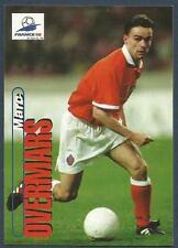MERLIN PREMIER Gold 2000-Marc Overmars Arsenal #4
