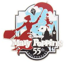 DISNEY Mary Poppins Pin - 55th Anniversary - Limited Release - NEW