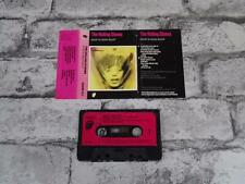 ROLLING STONES - Goats Head Soup / Cassette Album Tape /Early Paperlabel/ 5552