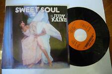 "JUDY KAINE""SWEET SOUL-disco 45 giri FONIT 1977"" ITAL Disco/RARISSIMO"