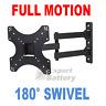 """Articulating Arm Tilt Swivel LCD LED TV Wall Mount Bracket 22 26 32 37 39 40 42"""""""