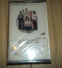 Conjunto Cache Por Primera Vez Cassette SEALED
