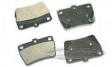VGX MF1051 Semi-Metallic Disc Brake Pad, Rear