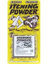 Extra Strong Itching Powder Classic Joke Funny Party Trick Funnyman J4 Prank