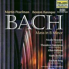 ohann Sebastian Bach - Bach Mass in B minor [CD]