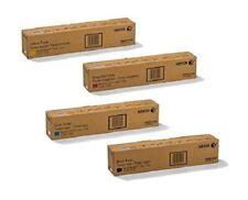 4 x Original Toner XEROX Phaser 7120 7125 7220i 7225i / 006R01457 -006R01460 Set